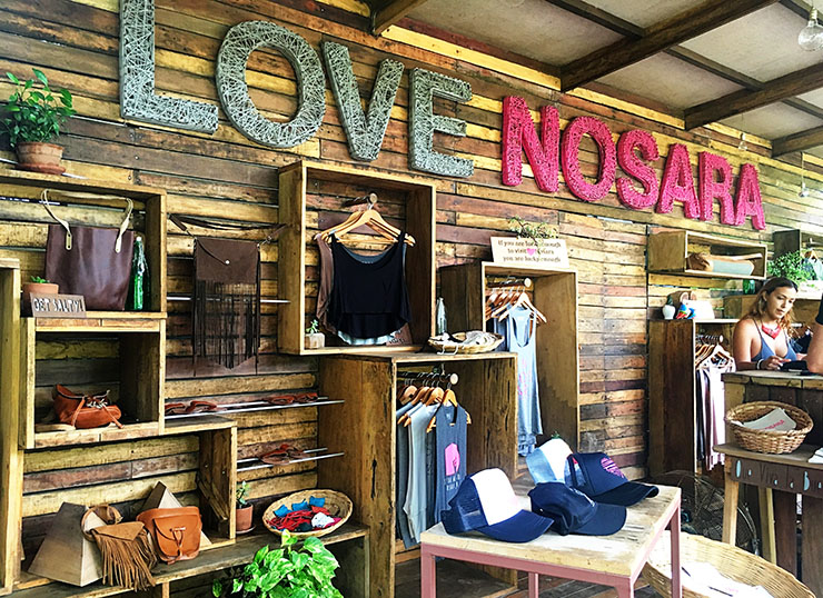 Love Nosara Shopping Nosara Costa Rica