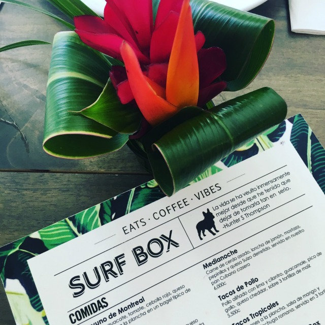 Surf Box Playa Flamingo Costa Rica Wanderlust Living