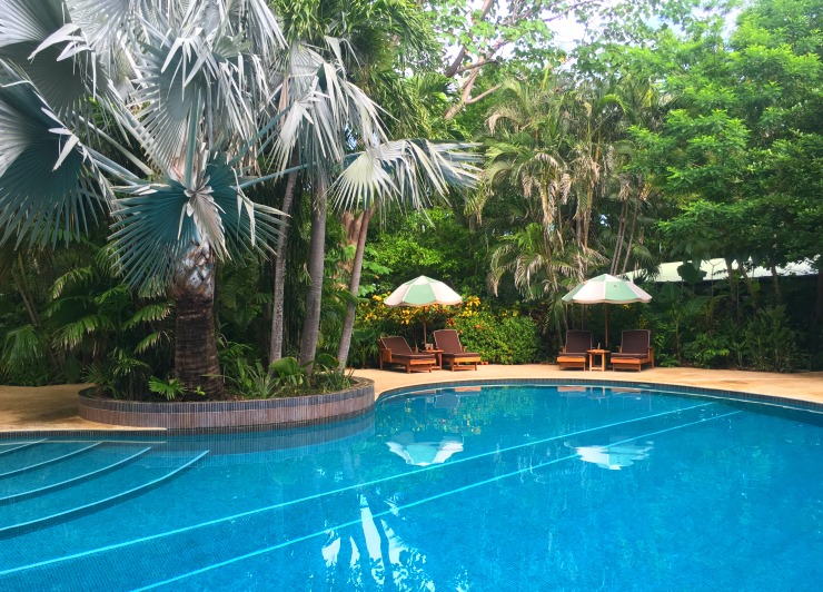 The Harmony Hotel Pool Nosara Costa Rica Hotels Wanderlust Living