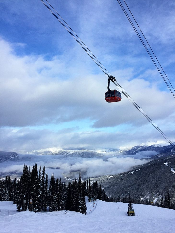 Epic Family Ski Vacation, Whistler Blackcomb