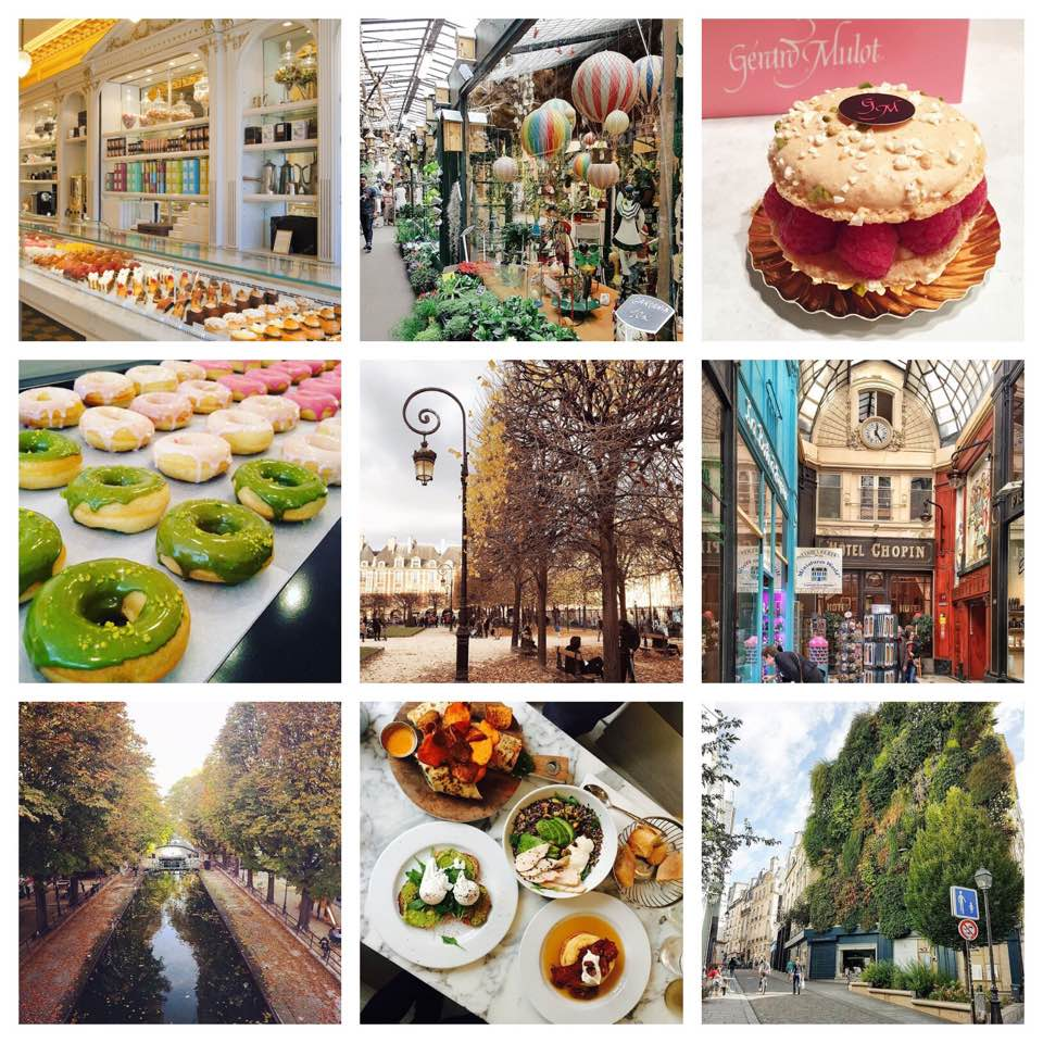 Paris Trip Inspiration