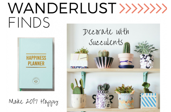 January Wanderlust Finds