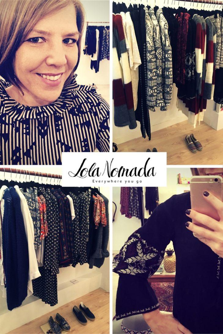 Barcelona Boutiques: Lola Nomada