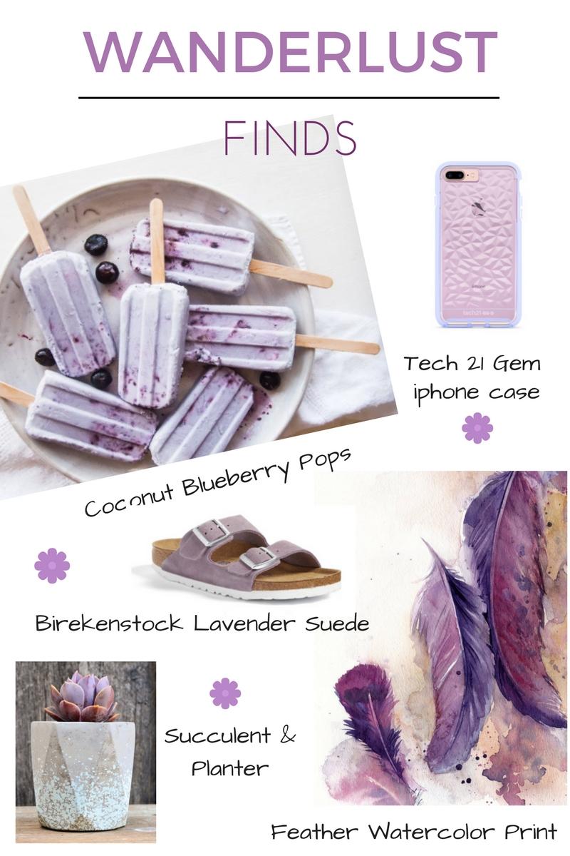 Wanderlust Finds: For the love of Lavender!