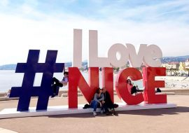 Our weekend in Nice! (28 photos)