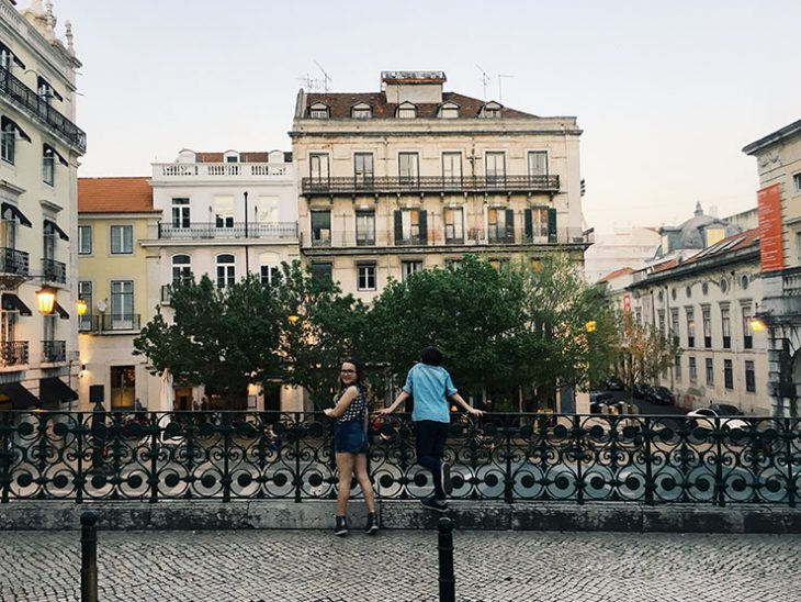 Visiting Portugal: Lisbon with Kids