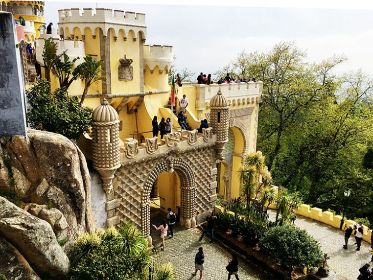Visiting Sintra with Kids (25 Photos!)