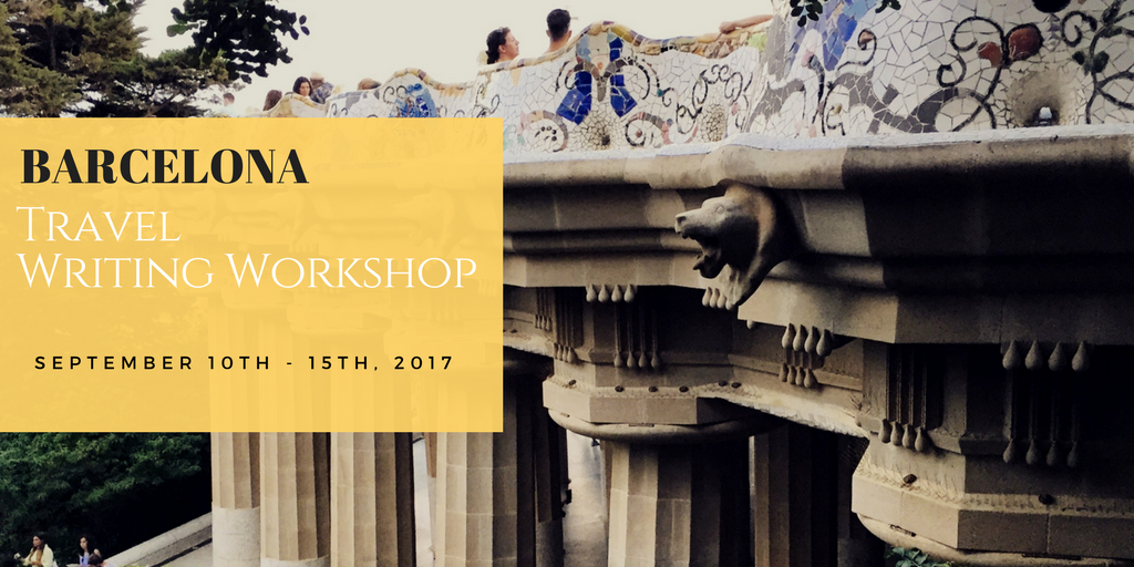 Barcelona Travel Writing Workshop with Lavinia Spalding