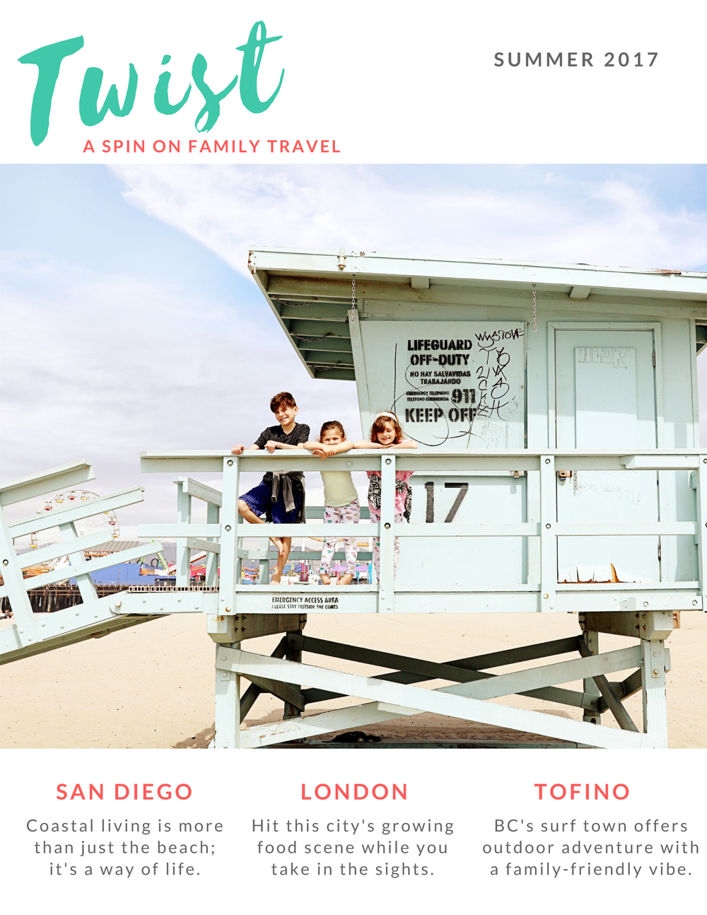 Twist Summer Issue + {Hotel Stay GIVEAWAY!}
