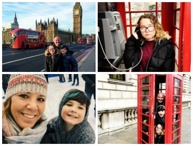 What to do in London with Kids in the Winter