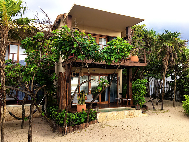 Looking for fun in the Mexican sun? La Zebra Hotel in the hipster-chic town of Tulum has everything a birthday girl and her party posse could ask for.