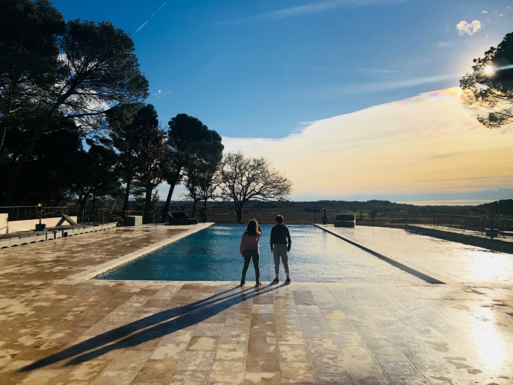 Stay in a Family Friendly Chateauin the South of France